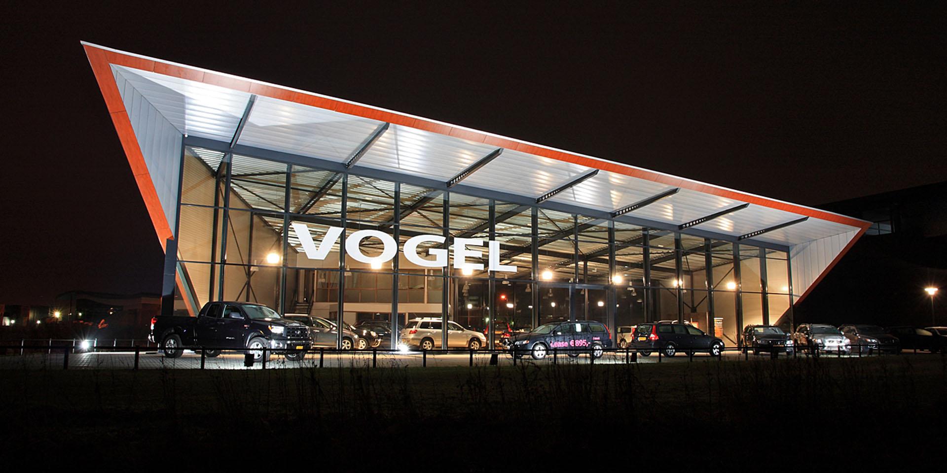 Autobedrijf Vogel - Nijverdal - Visual