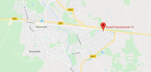Autobedrijf Vogel - Nijverdal - Route